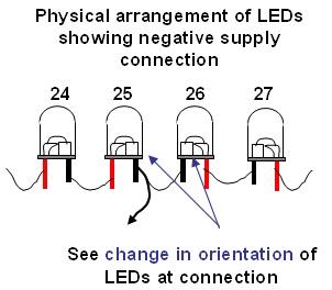 led wire diagram christmas led database wiring diagram diy christmas lights modify convert a 120vac set of led