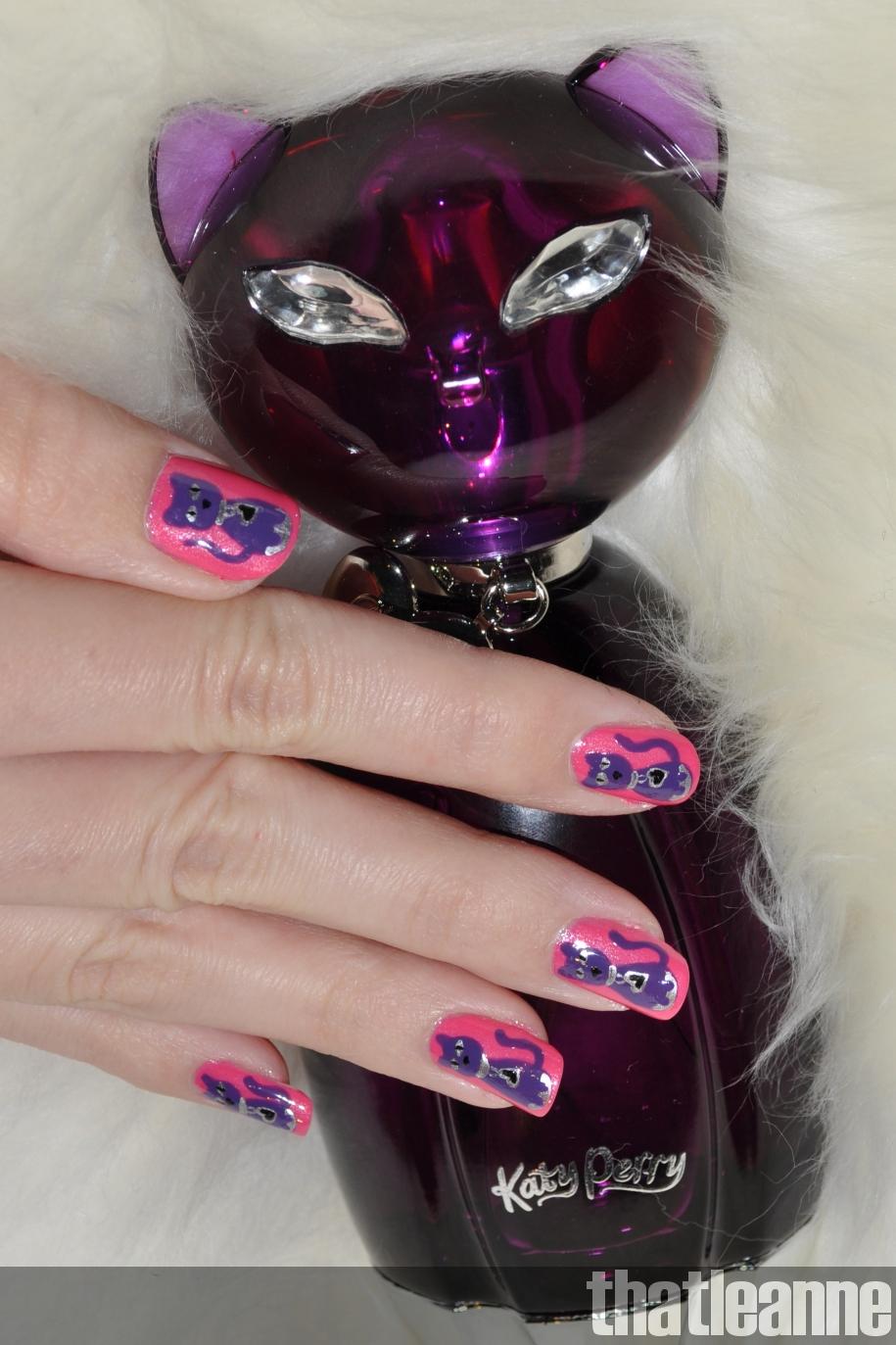 ACRYLIC NAILS: Katy Perry Nails
