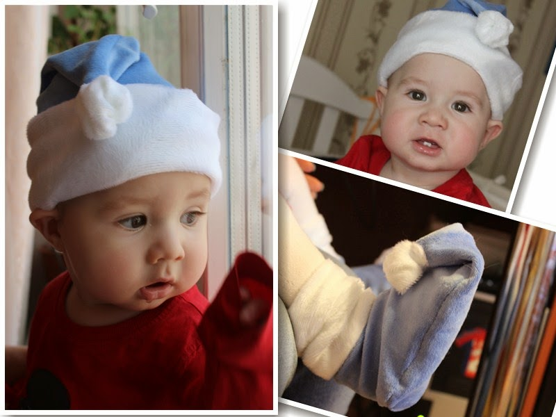 новогодний кастюм эльфа для ребенка