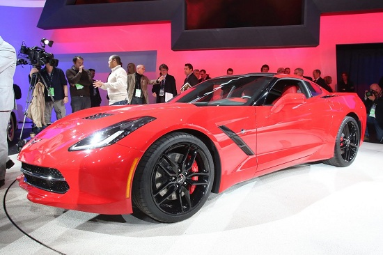 All-new 2014 Corvette Stingray