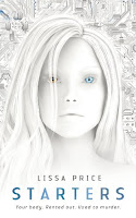 Book cover for Starters by Lissa Price