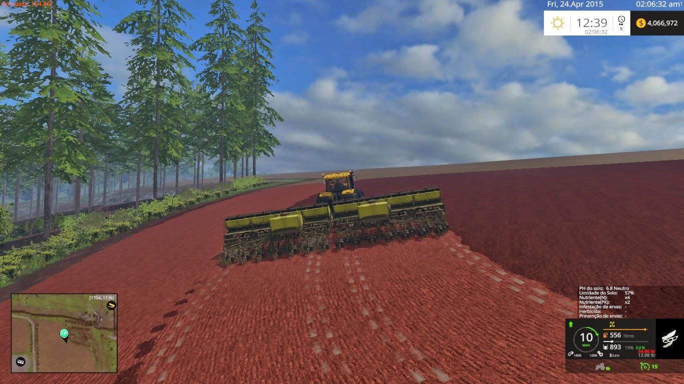 Plantadeira John Deere 2130 FS 15