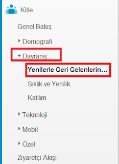 Google Analytics - Kemik Ziyaretiler