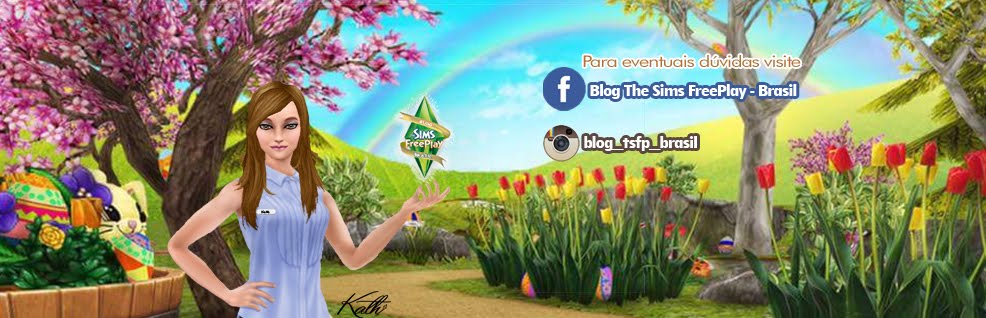 Blog The Sims FreePlay - Brasil