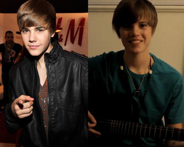 justin bieber look alike dani. Justin Bieber look-alike Dani