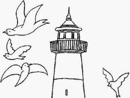 Free Printable Coloring Pages Of Lighthouses