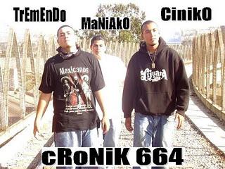 Cronik 664 - Frontera mexicana