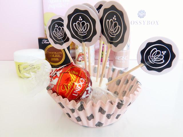 Lindt Lindor Chocolat Glossybox Octobre