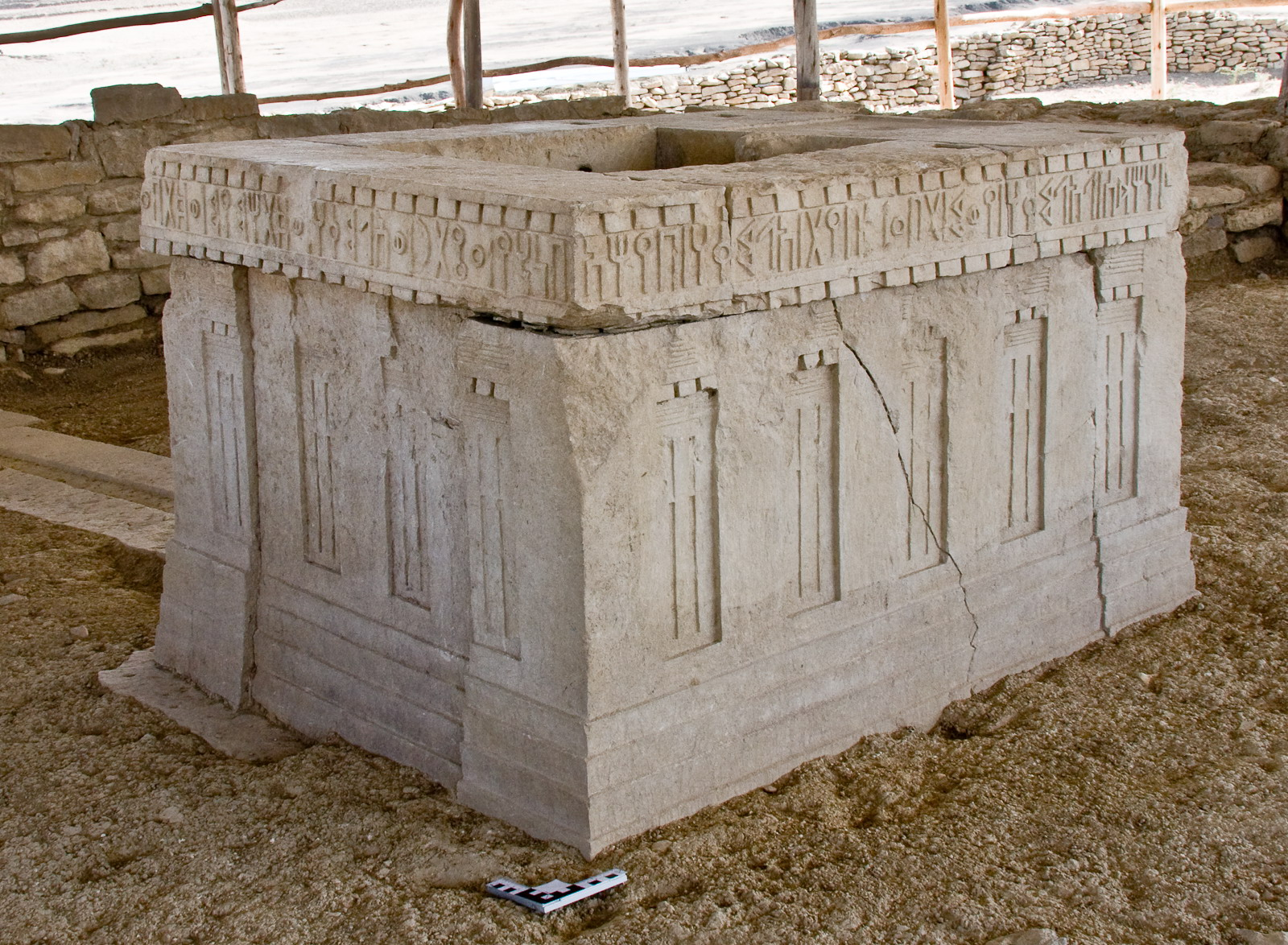 RE: Black africans never carved anything in stone