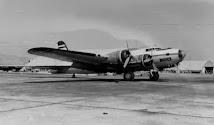 Cuadrimotor fotogramétrico B-17.