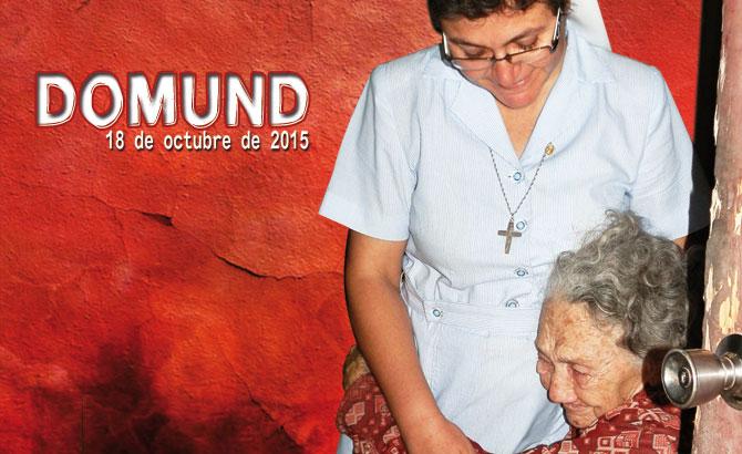 Jornada Mundial de las Misiones en España Domund 2015