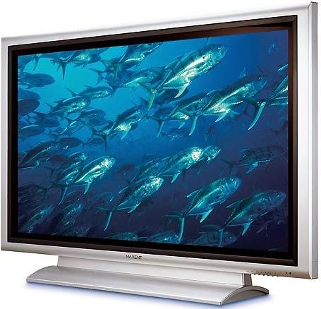 Pengertian Monitor - Gambar  Monitor Plasma