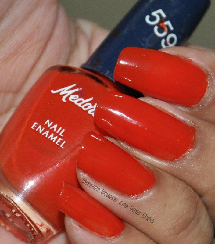 medora mini nail polish 559
