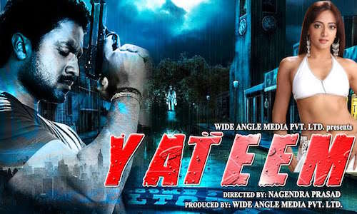 Poster Of Yateem 2016 Hindi Dubbed 720p   Free Download Watch Online Worldfree4u