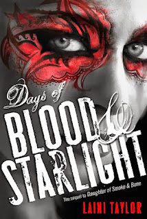 Review: Days of Blood & Starlight by Laini Taylor (Daughter of Smoke & Bones #2)
