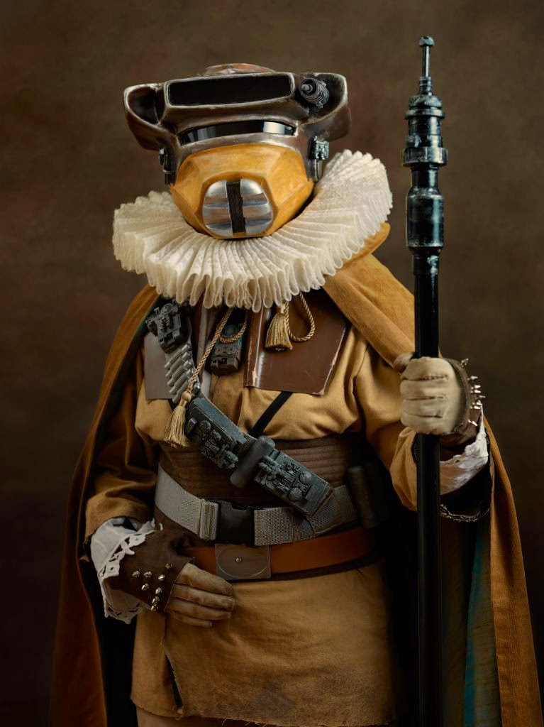 06-Princess-Leia-Incognito-Sacha-Goldberger-Superheroes-in-the-1600s-www-designstack-co