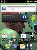 CREED v4 custom Rom galaxy y