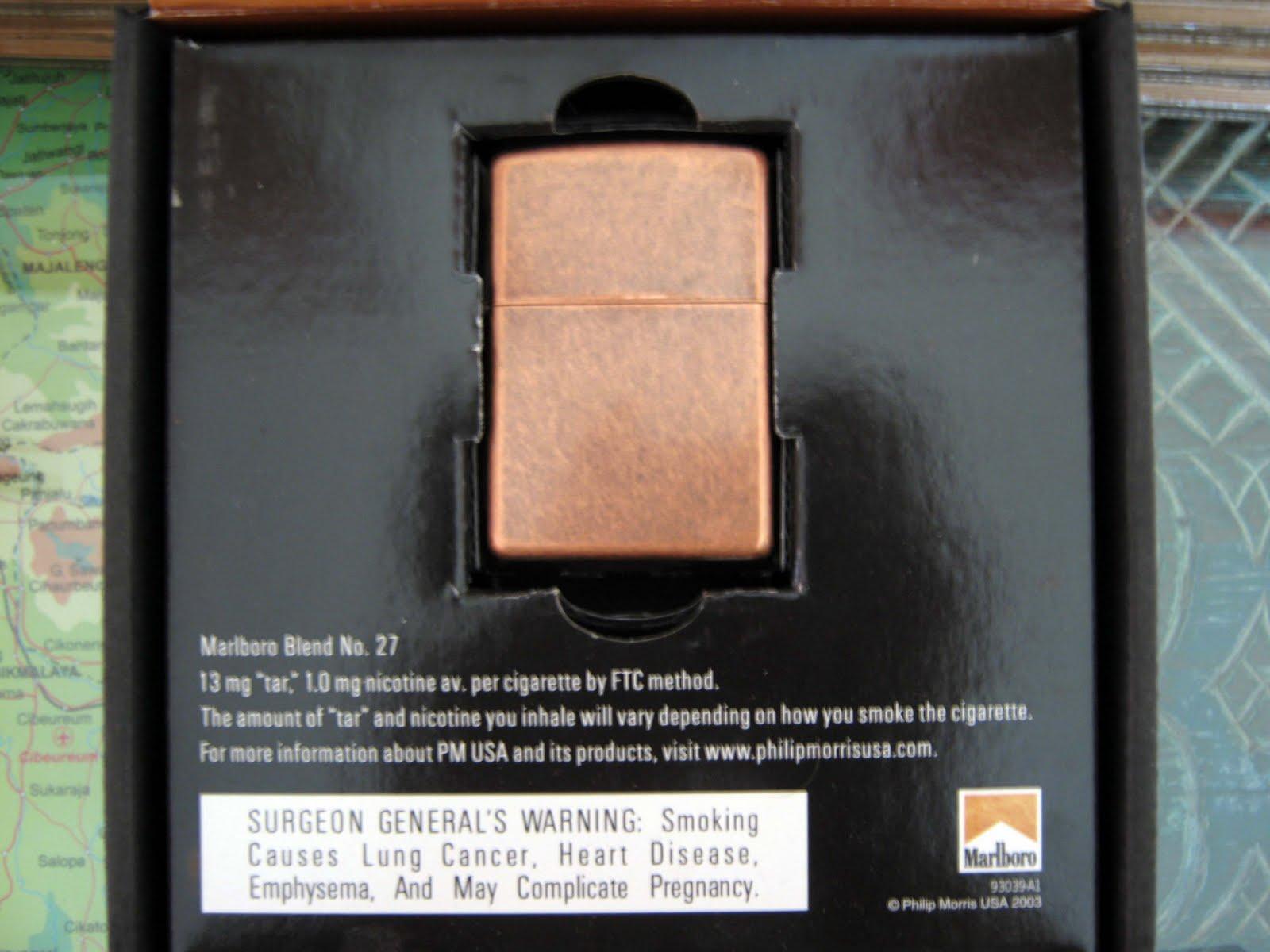 Cigarettes Marlboro shipped to Massachusetts