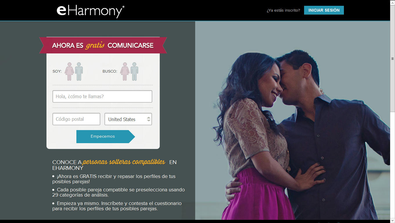 Online dating in spanish