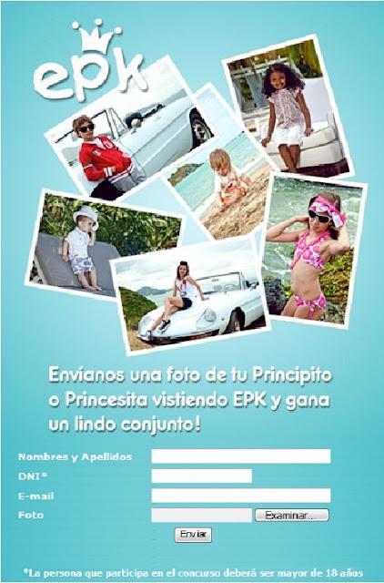 CONCURSO INFANTIL EPK PERU