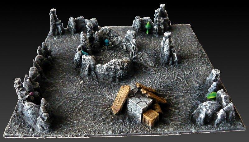 Skavenblight's Underground Scenery - Page 2 04-jaskinia_bez_wody2