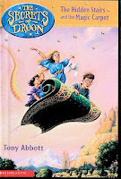 bookcover of THE HIDDEN STAIRS AND THE MAGIC CARPET (SECRETS OF DROON) by Tony Abbott