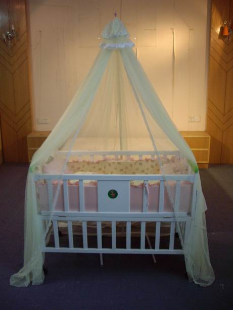 Como hacer un pabellon para cuna de beb imagui - Como hacer un dosel para cuna ...