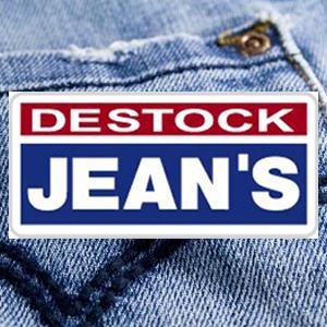 magasin d'usine de Jean's et déstockage massif à Herblay