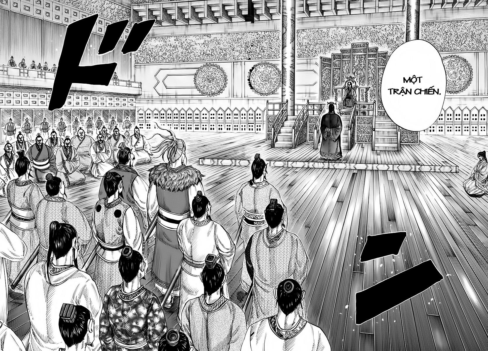 Kingdom - Vương Giả Thiên Hạ Chapter 175 page 19 - IZTruyenTranh.com