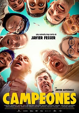 Campeões  - Legendado Filmes Torrent Download capa