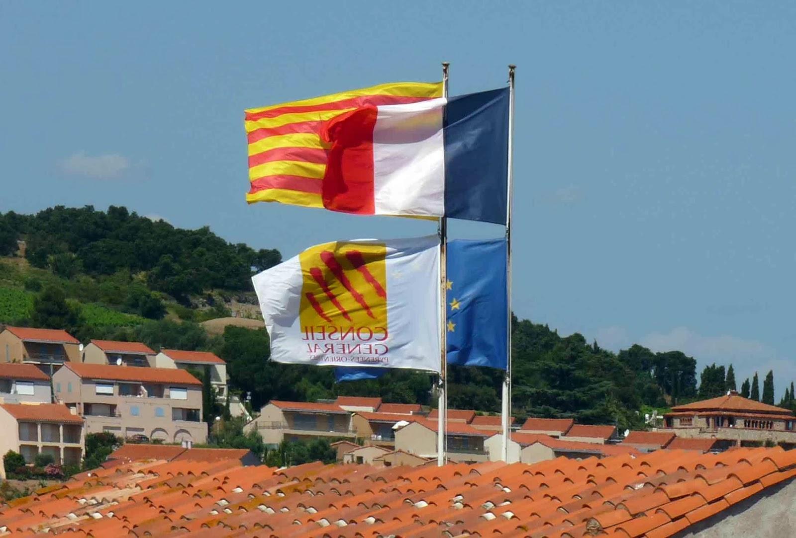 Banderes a Cotlliure