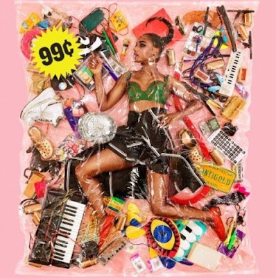 "SANTIGOLD ""Who Be Lovin' Me"", ""Can't Get Enough Of Myself"""