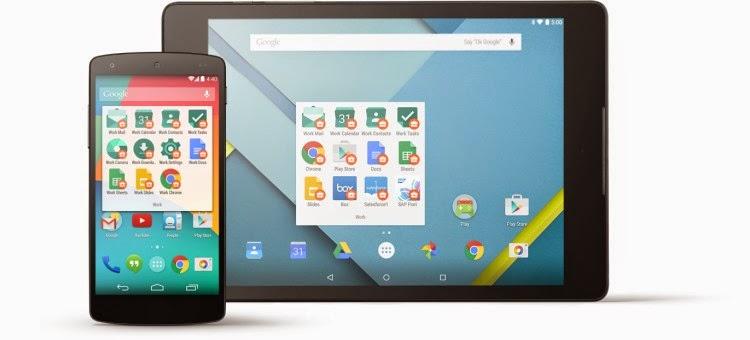 جوجل تطلق Android for Work