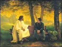 JESÚS NOS HABLA