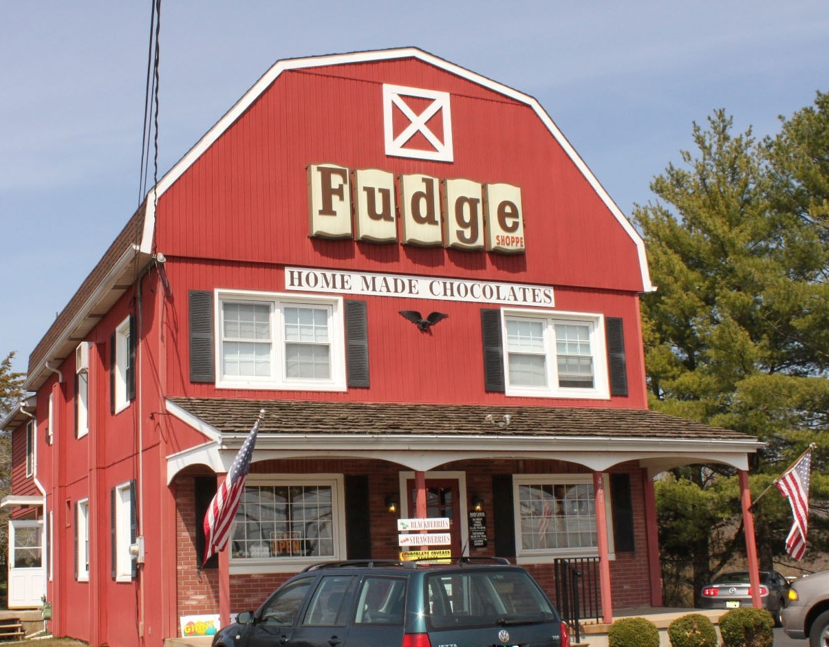 Baking is my Zen: Like Chocolate? Visit The Fudge Shoppe in ...