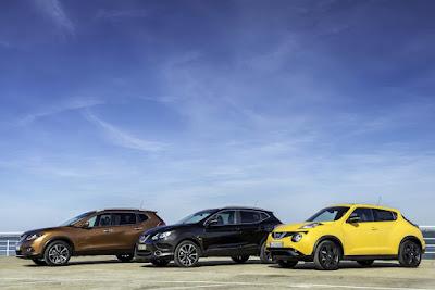 Το QASHQAI και τα crossovers της Nissan, γράφουν ιστορία επί της… οθόνης