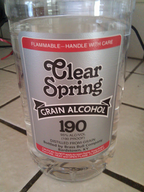 how to clean piercings with alcohol
