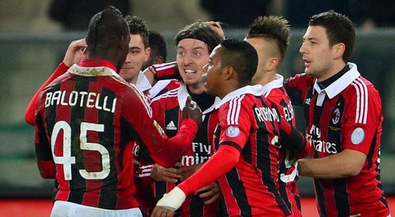Liga Italia : Jelang Laga AC Milan vs Udinese