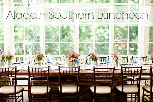 Southern Luncheon Ideas