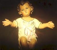 Coroncina a Bambino Gesù