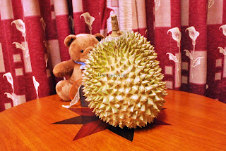 BEN ASHAARI Suruh Teka Harga Durian Ini !