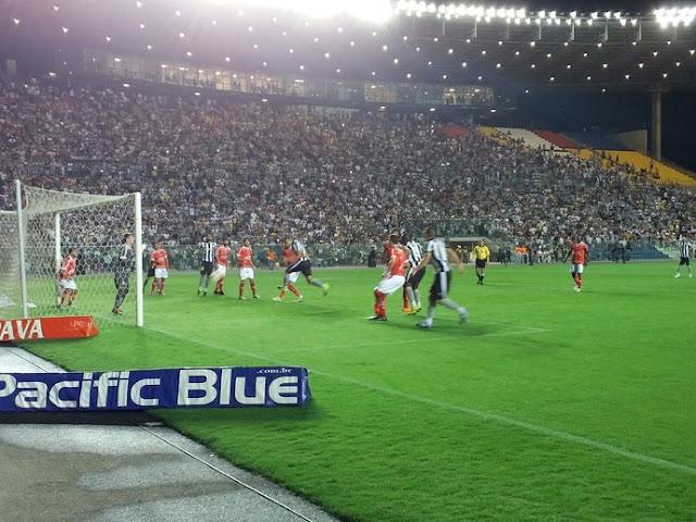 Botafogo vence Mogi Mirim com show da torcida capixaba