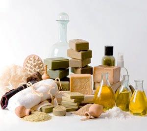 ingredientes para balsamos labiales naturales