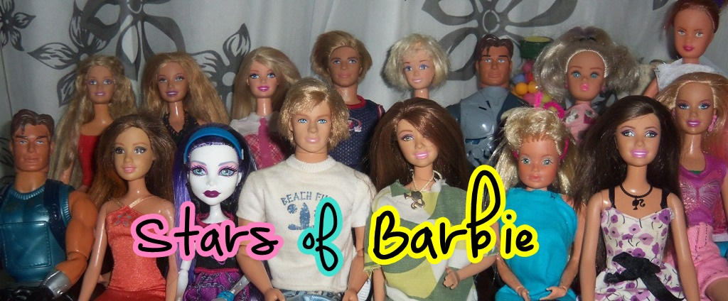 Stars Of Barbie