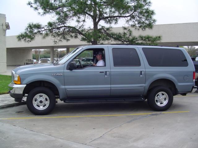 Ford Excursion Xlt X V