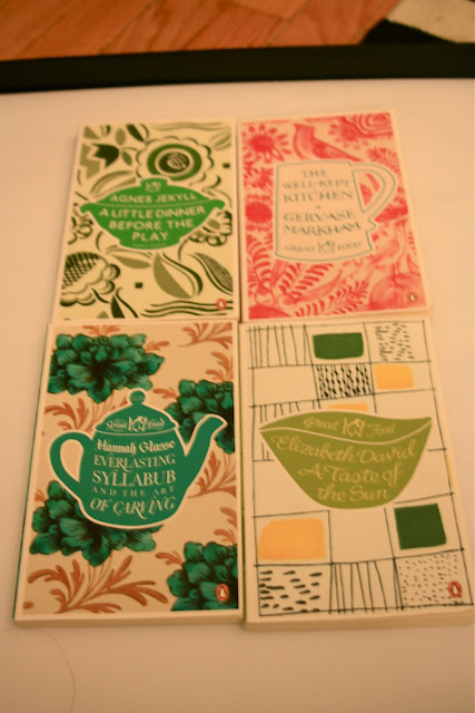 Penguin Great Food Book Covers