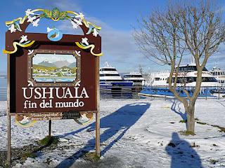 Fim do mundo - Ushuaia