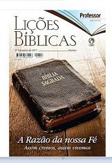 EBD Lições Bíblicas 3º trimestre 2017