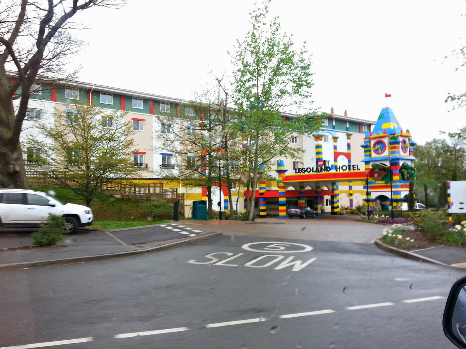Legoland Windsor 2014, Legoland Windsor Easter, Legoland Windsor Hotel