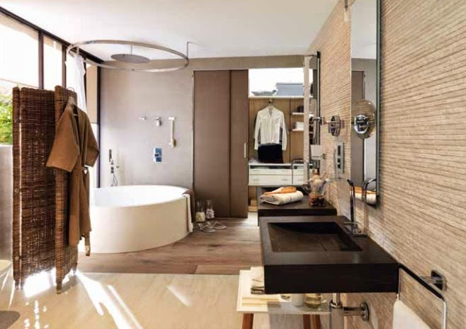 Welcome To My Dream 24K Home With Porcelanosa